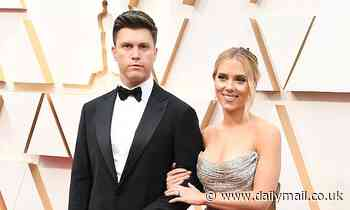 Scarlett Johansson and Colin Jost are married! The actress and funnyman 'wed during secret ceremony'