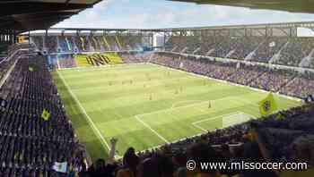 Nashville SC unveil first detailed look at new stadium