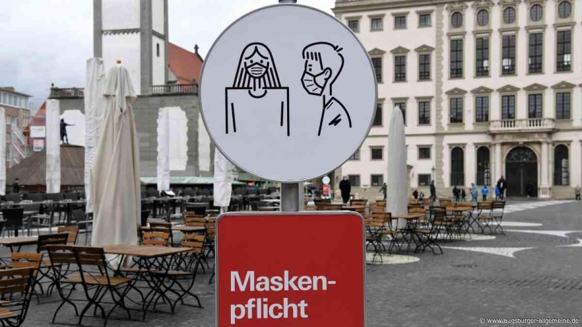 Corona in Augsburg: Diese neuen Regeln bringt der Lockdown mit sich