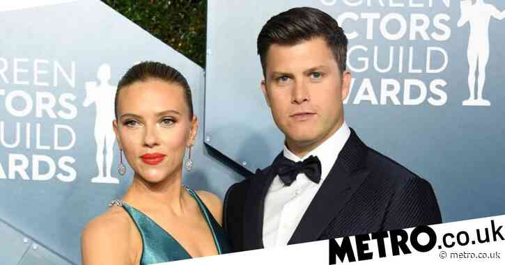 Scarlett Johansson and Colin Jost announce marriage through Meals On Wheels after 'intimate ceremony'