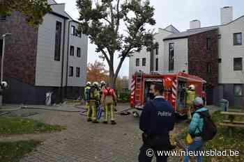 Brand appartement blijkt aangestoken, bewoonster aangehouden (Wevelgem) - Het Nieuwsblad