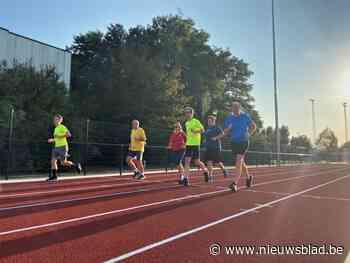 Officiële opening van atletiekpiste… online (Wevelgem) - Het Nieuwsblad