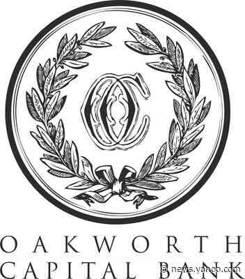 Oakworth Capital Bank named #1 Best Bank to Work For - Third Year in a Row