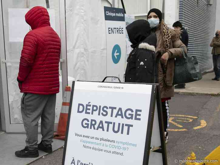 Coronavirus live updates: Montreal doubles winter resources for the homeless