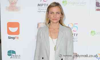 Cameron Diaz, 48, wants to live until she's 107 after having a baby 'in the second half' of her life