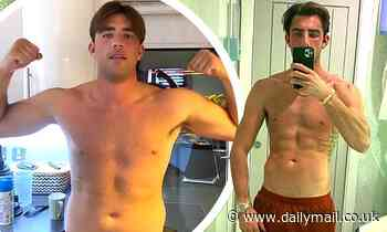 Love Island's Jack Fincham shows off his staggering weight loss amid his gruelling boxing regime
