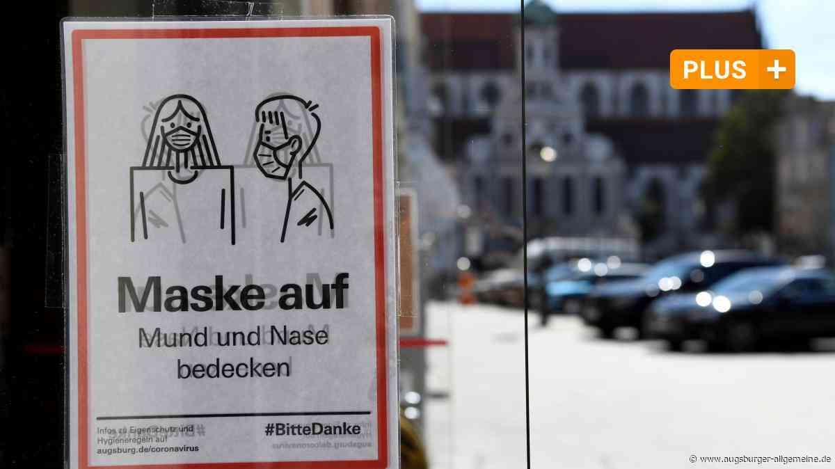 Schon ab Freitag herrscht in Augsburg der Corona-Lockdown
