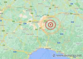 Scosse di terremoto lievi tra Piemonte e Lombardia (Voghera, Tortona) - InMeteo