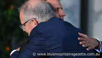 Morrison condemns 'cowardly' French attack - Blue Mountains Gazette