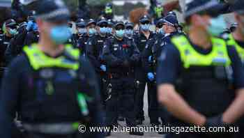 Vic police confidence drops, rules blamed - Blue Mountains Gazette