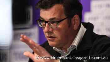 No date for 'unprecedented' Vic budget - Blue Mountains Gazette