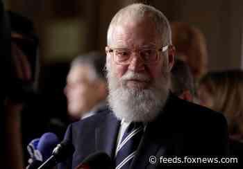 David Letterman recalls giving Regis Philbin a retirement gift that could've 'killed' him