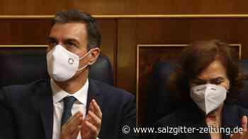 Corona-Notstand in Spanien bis Mai 2021 - Salzgitter Zeitung