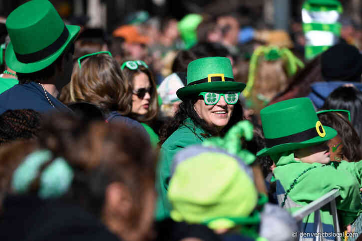 Denver's St. Patrick's Day Parade Canceled In 2021