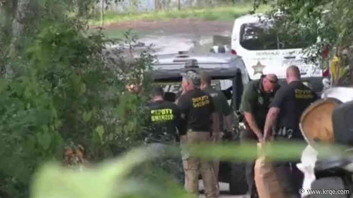 Human remains found at serial killer's family home in Florida
