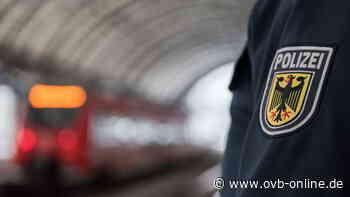 Burgkirchen an der Alz Zeugenaufruf - Unbekannte versuchen Fahrkartenautomaten aufzubrechen - Oberbayerisches Volksblatt