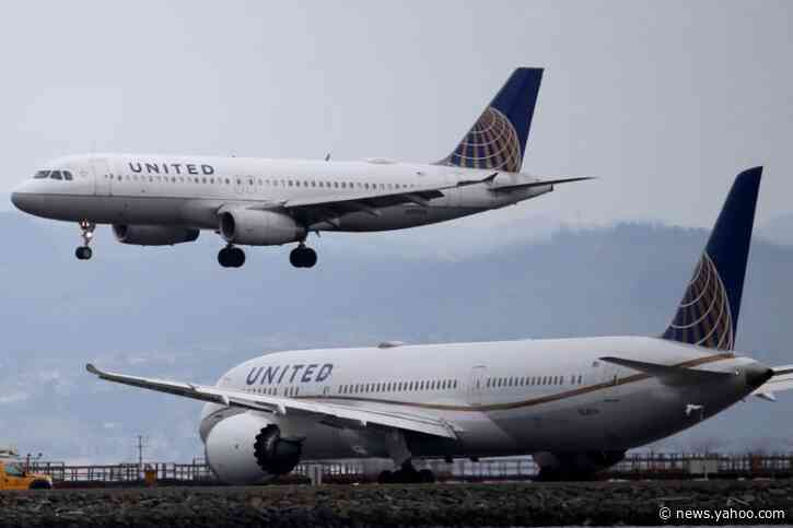 United Airlines to offer free pre-flight coronavirus testing on some flights to London