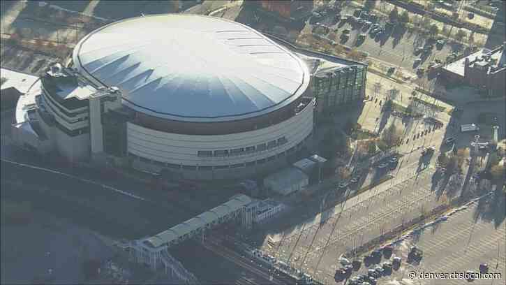 Ball Arena Becomes Denver's Newest Voting Center