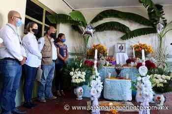 SC entrega 189 mil pesos en Chilac y Huaquechula para continuar con la tradición de Día de Muertos - Puebla - Cultura - La Jornada de Oriente