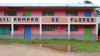 Llata: Antamina construirá nueva infraestructura de la I.E. Pampa de Flores - INFOREGION