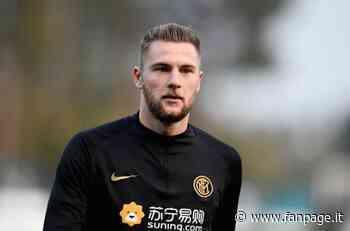 Skriniar ancora positivo al Covid dopo 23 giorni: salta anche il Parma - Sport Fanpage