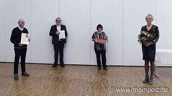 Dank für 18 Jahre Seniorenarbeit in Heustreu - Main-Post