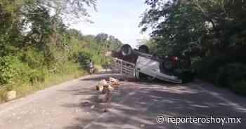 Fatal choque en la vía Muna-Opichén con saldo de un muerto - Reporteros Hoy