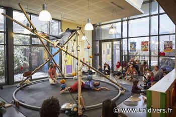 Twinkle Espace Culturel Lucien Jean Rue Marcel Petit,95670 Marly-la-ville,France jeudi 19 décembre 2019 - Unidivers