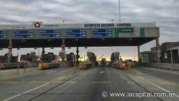 Barreras levantadas en las autopistas a Buenos Aires y Córdoba por reclamos laborales - La Capital (Rosario)