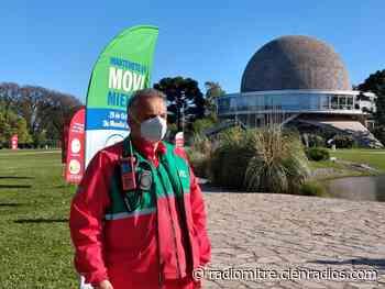 Buenos Aires se tiñe de rojo por la campaña de concientización sobre el ACV - Radio Mitre