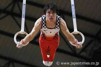 Olympic men's champion Kohei Uchimura tests positive for coronavirus - The Japan Times