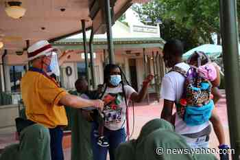 Tourist arrested for hiding a loaded firearm at Walt Disney World's Magic Kingdom