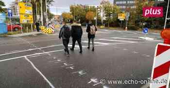 Stirnwegbrücke: Provisorische Ampeln soll Gefahr mindern