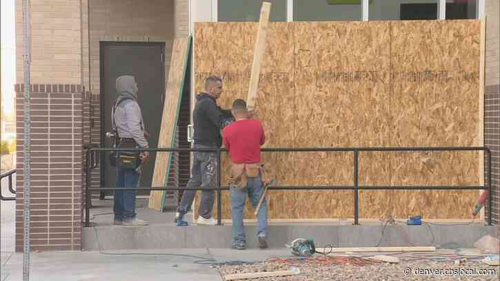 Denver Metro Area Businesses Prepare For Post-Election Protests, Some Board Up Windows