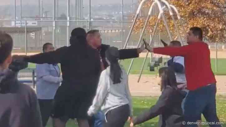 Football Game For 8-Year-Olds Turns Into Fight Between Adults Likely Sparked By Racial Slurs