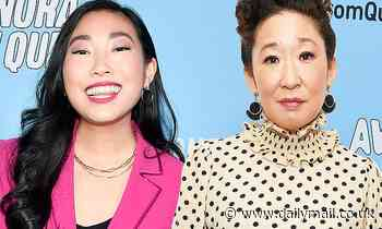 Awkwafina and Sandra Oh set to play sisters in upcoming comedy film for Netflix