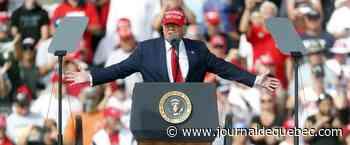 Trump et Biden multiplient les rencontres à quatre jours de la présidentielle