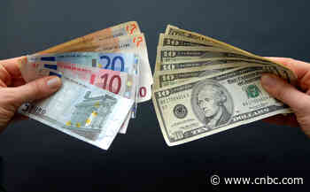 Dollar firms, euro hurt after ECB signals further easing - CNBC