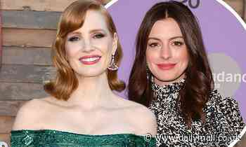 Anne Hathaway and Jessica Chastain team up to play dueling housewives in Mothers' Instinct