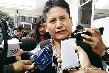 """Alcalde de Ilabaya en caso """"Saqueadores"""" - Expreso (Perú)"""