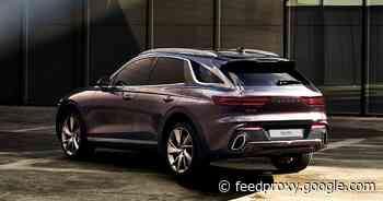 2022 Genesis GV70 SUV looks absolutely incredible     - Roadshow
