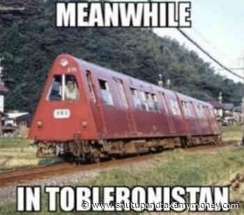 Meanwhile In Tobleronistan – Meme