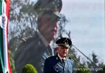 Ex-defense chief's arrest hits US-Mexican ties