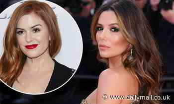 Eva Longoria sings up for comedy Unplugging replacing Isla Fisher in the big screen role