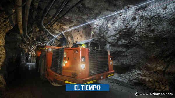 Lista la megamina de Buriticá, que pondrá 20 % del oro del país - El Tiempo