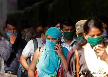 India records 48,648 new coronavirus cases - Reuters UK
