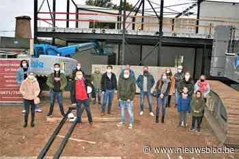 """Nieuw gebouw voor dansclub, jeugdcentrum en KLJ op komst: """"Eindelijk, de nood naar nieuwe lokalen is hoog"""""""