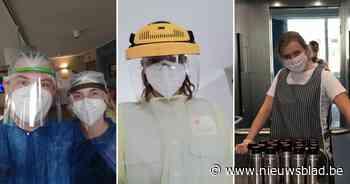 Vrijwilligers Rode Kruis schieten woon-zorgcentrum te hulp<BR />