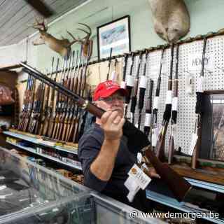 Walmart haalt wapens uit de schappen in aanloop naar verkiezingen in VS