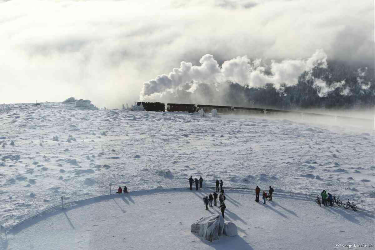Im Winter weniger Züge zum Brocken - GZ Live